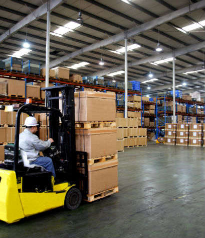 warehouse and distribution service in houston